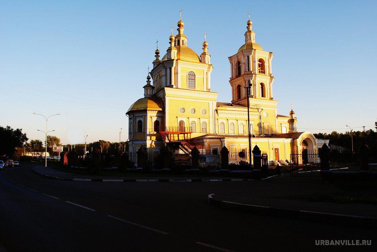Спасо-Преображенский собор (Новокузнецк)