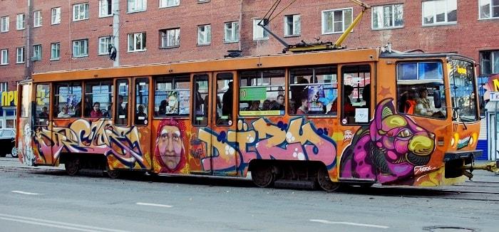 Новокузнецк: транспорт