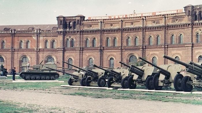 Выходные в Новокузнецке: день ариллерии на Крепости