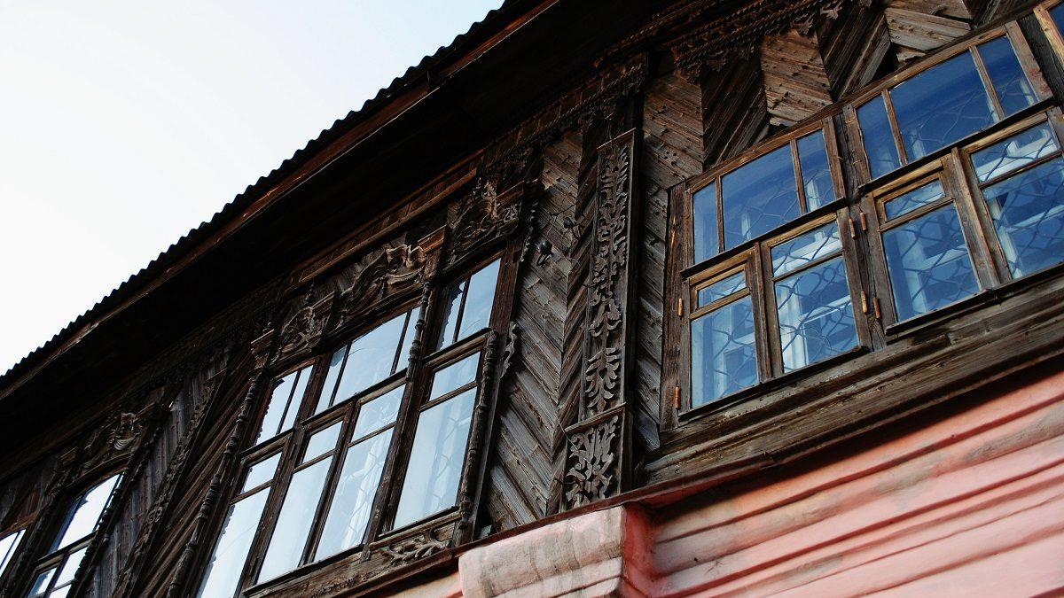 Дом купца Фонарева, или Записки из кузнецкого «подполья»