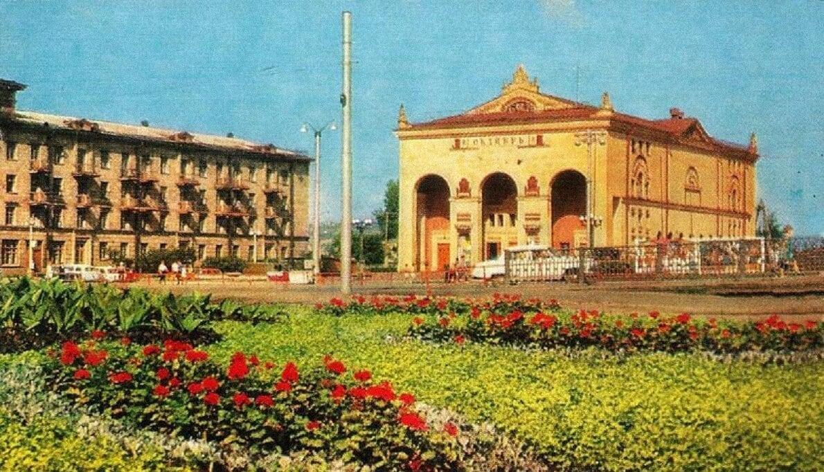 """Кинотеатр """"Октябрь"""""""