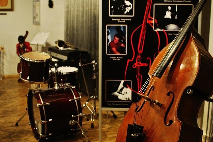 джаз-клуб Геликон
