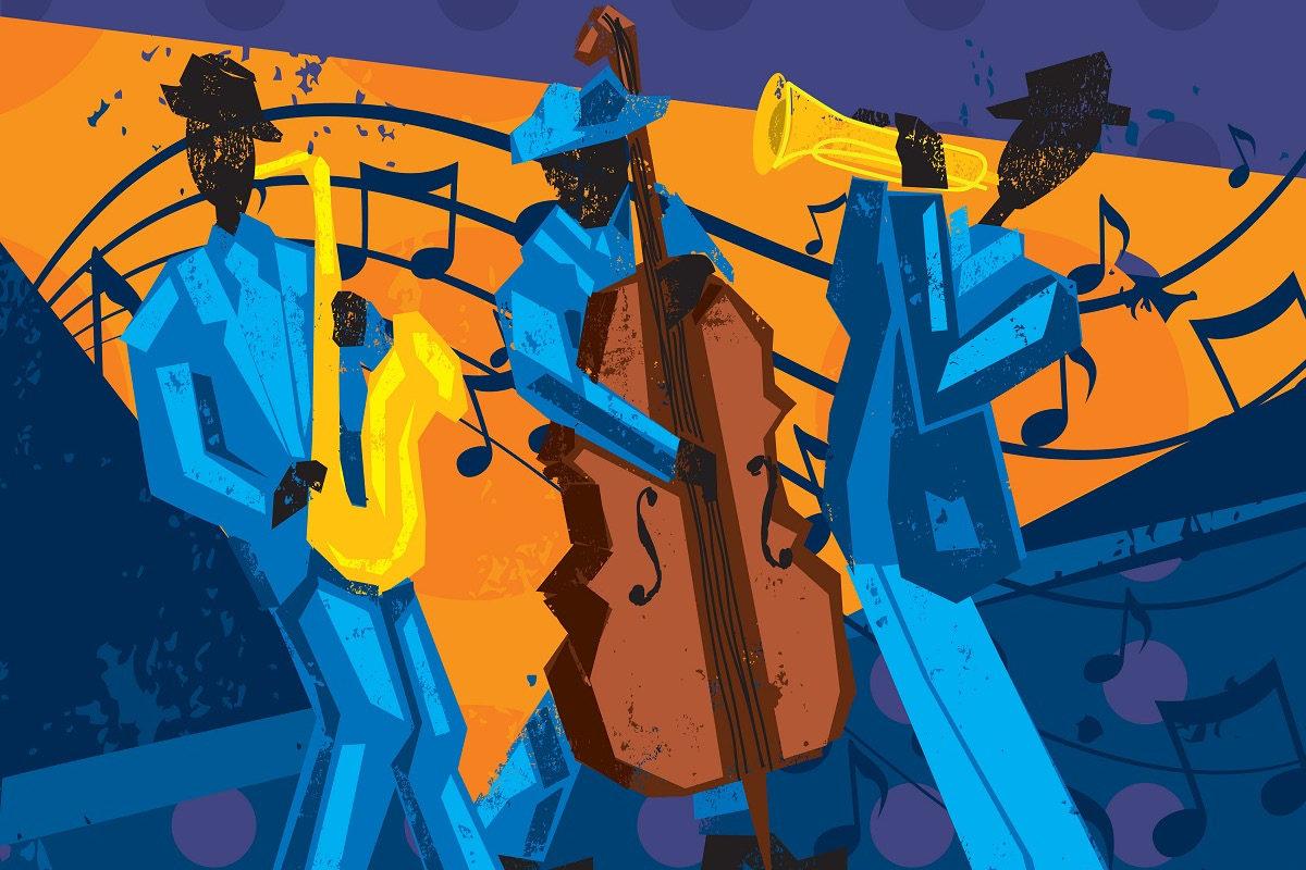 джаз у старой крепости